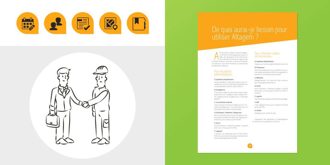 Infographiste à Chalon, Mâcon : création de logotype d'entreprise