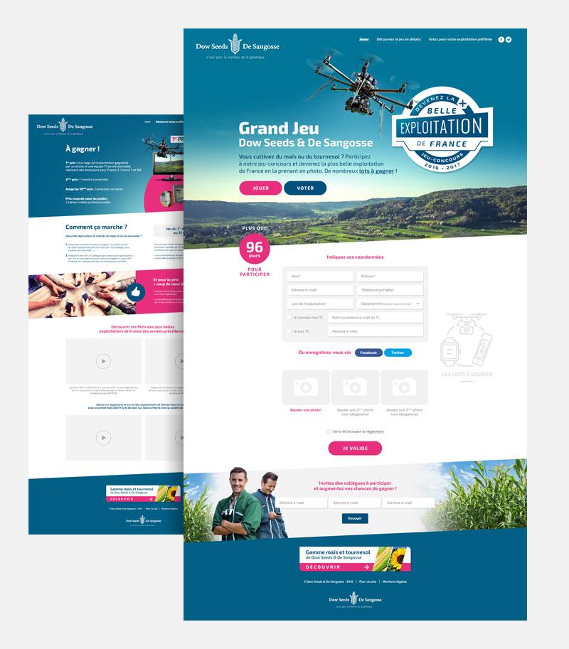 Graphiste pour site web à Chalon