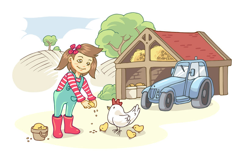 Illustration pour l'enfance à Chalon