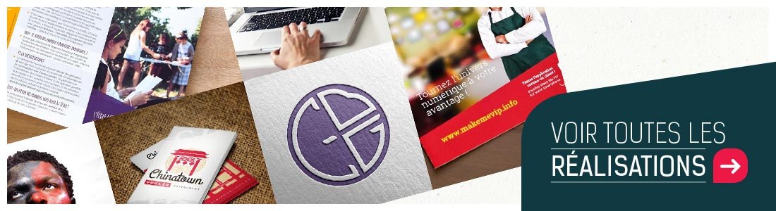Plaquette et brochure : création graphique à Mâcon