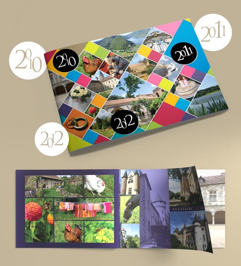Favori Mise en page d'album et livre photo – Noir Symphonique FU35