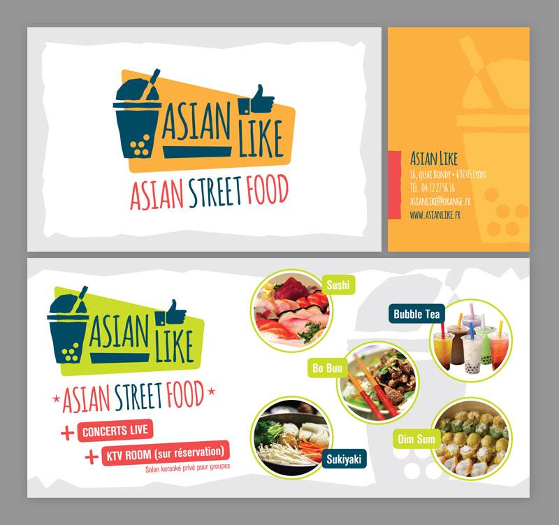 Agence pour la création de vos menus de restaurant