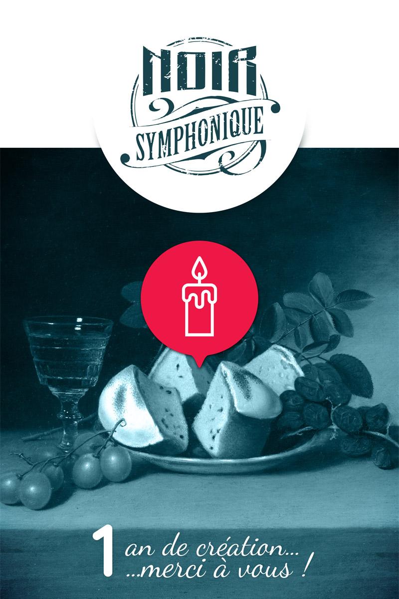 1 an d'existence pour le studio Noir Symphonique