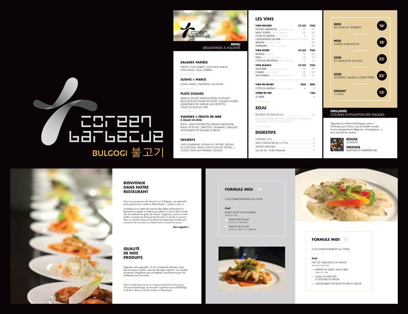 Création de menus à Mâcon : devis, prix
